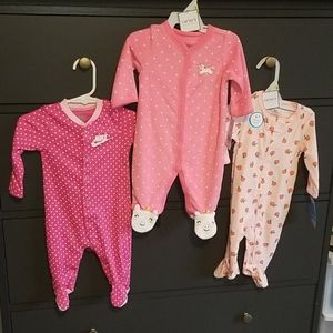 3 Sleepers for baby 3 month